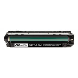 REMANUFACTURED HP 307A (CE740A) BLACK