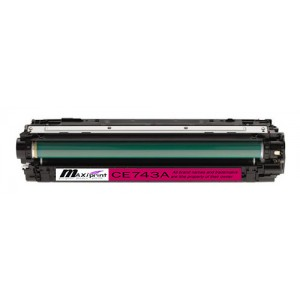 REMANUFACTURED HP 307A (CE743A) MAGENTA