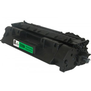 REMANUFACTURED HP 05A  (CE505A)  BLACK