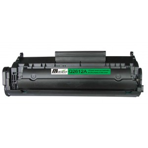 REMANUFACTURED HP 12A (Q2612A) BLACK