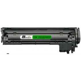 REMANUFACTURED CANON EP 104 BLACK