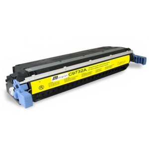 REMANUFACTURED HP 654A (C9732A) YELLOW