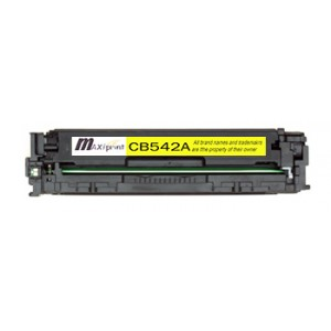 REMANUFACTURED HP 125A (CB542A) YELLOW