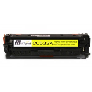 REMANUFACTURED HP 304A (CC532A) YELLOW