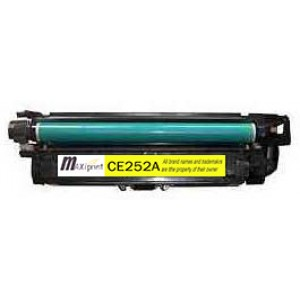 REMANUFACTURED HP (CE252A) YELLOW