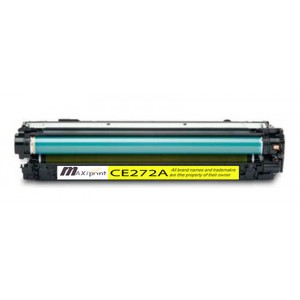REMANUFACTURED HP 650A (CE272A) YELLOW