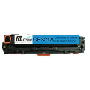 REMANUFACTURED HP 128A (CE321A) CYAN