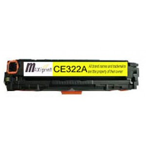 REMANUFACTURED HP 128A (CE322A) YELLOW