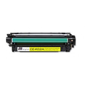 REMANUFACTURED HP 507A (CE402A) YELLOW
