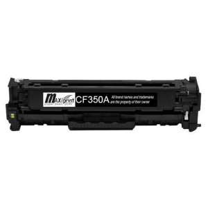 REMANUFACTURED HP 130A (CF350A) BLACK