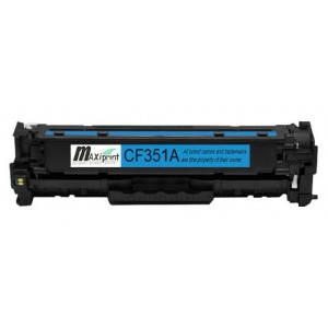 REMANUFACTURED HP 130A (CF351A) CYAN