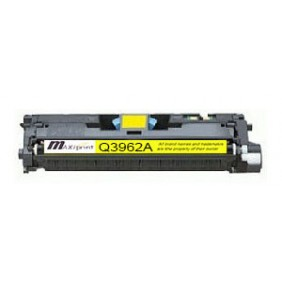 REMANUFACTURED HP (Q3962A) YELLOW